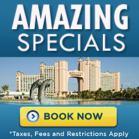 Bahamas Vacation Specials and Travel Deals
