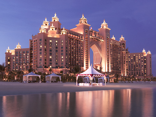 Resort Credit at Atlantis, The Palm