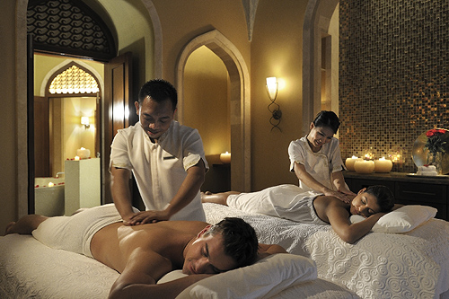 ShuiQi Spa and Fitness Services at Atlantis, The Palm