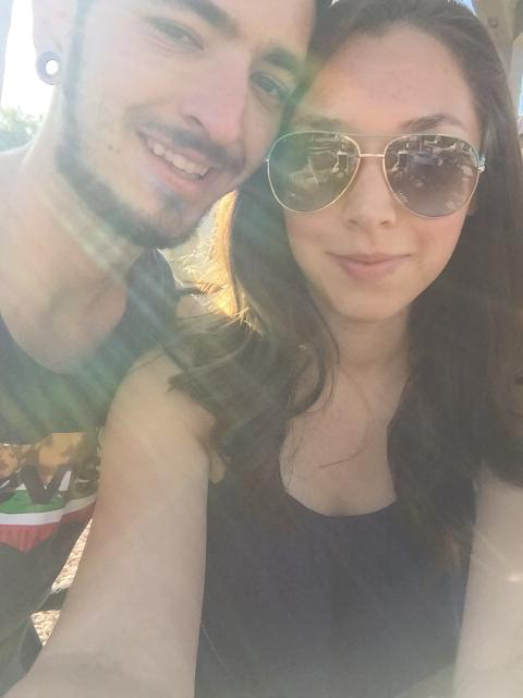Dominique Romero and Gabriel Taylor