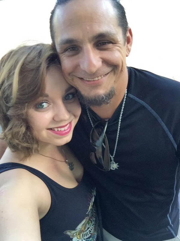 Katharine Tate and Todd Cowan