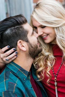 Alexis Terry and Adam Torchia