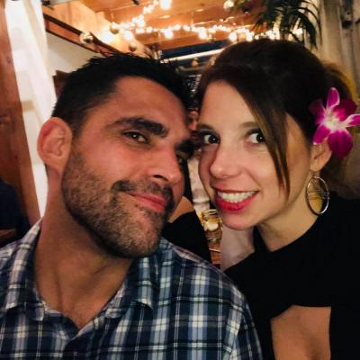 Michelle Treat and Frank Marotti Jr