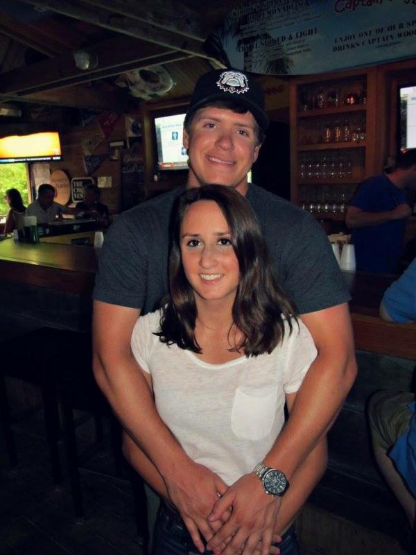 Melissa Treacy and David Thornton
